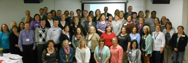 NDASFAA Spring Conference attendees