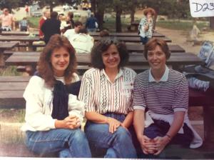 RMASFAA's Angels, ca. 1989