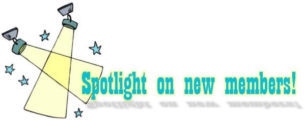 Spotlight on new members