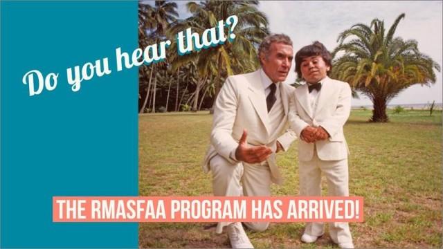 RMASFAA Program